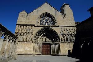Iglesia de Santa María Real de Olite